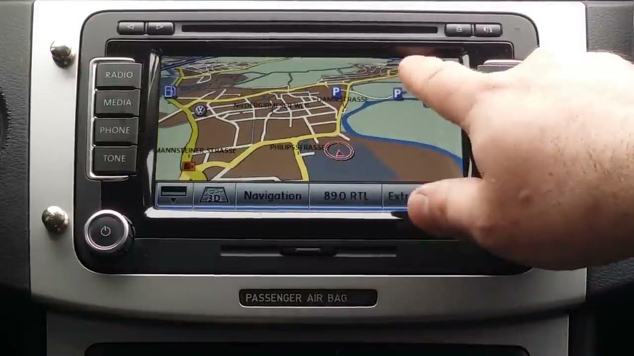 🆗▶Vw Radio Rns 510 🏁Firmware Update 5274 🆗, Aktualizacja Nawigacji  Systemu 🆗  Mariusz Miskiewicz 08:16 HD