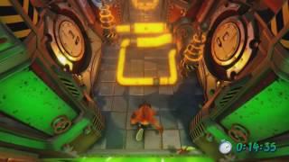 Crash Bandicoot - Cortex Power Relic Guide Gold Speedrun (16/26)