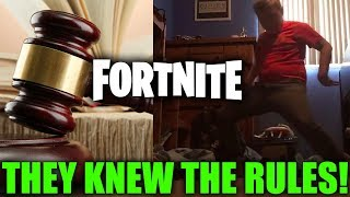 When Fortnite Dance Lawsuits Go Too Far...