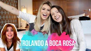 TROLANDO a BIANCA ANDRADE por Mariana Saad