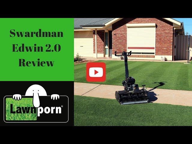 Reel Mower - Swardman Edwin 2 0 Review