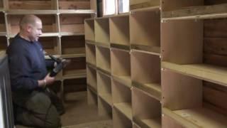 Racing Pigeons Fremington,building My Loft Extension (hq)