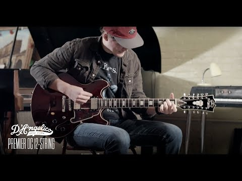 Premier DC 12-String | Todd Pritchard | D'Angelico Guitars