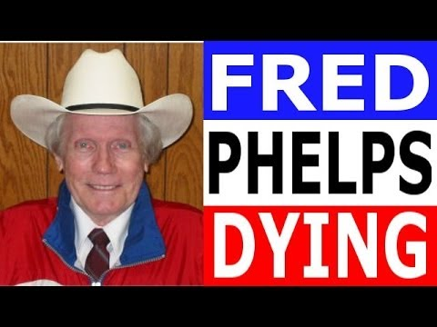 The Infidel Special Report: Fred Phelps On His Death Bed