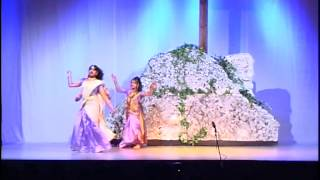 Tamil Christian Dance by Tamil Catholic Chaplaincy in  2003   part 2 of 5