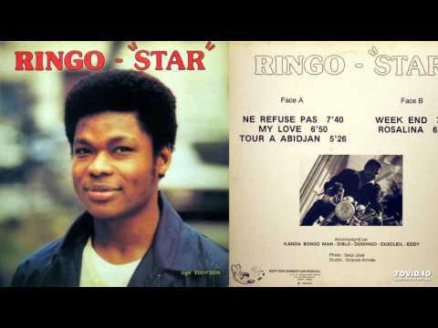 Rigo Star (D.R. Congo) (Guitarist of Papa Wemba RIP):Ne Refuse Pas(1985/Soukous/Afro Congo Music)