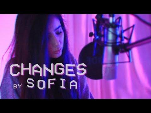XXXTENTACION - Changes (Cover By Sofia)