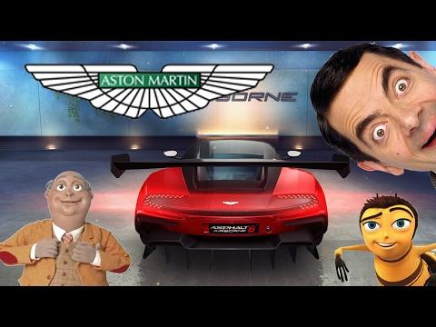 Asphalt 8: Aston Martin Vulcan Multiplayer