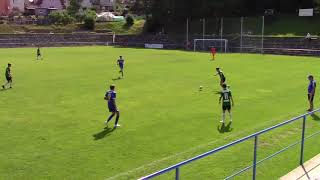 Sestřih utkání: FK Jablonec U16 - FC Vysočina Jihlava U16 0:5 (0:1) - 4.8.2018