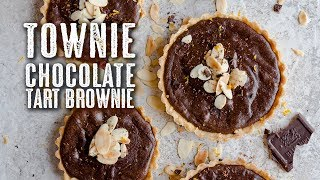 TOWNIE | Chocolate Tart Brownie - Topless Baker