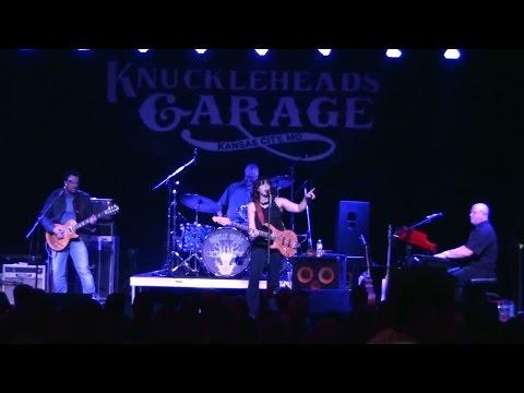 Danielle Nicole Band -Save Me- 3-24-16 @ Knuckleheads w/ Katy Guillen - Brandon Miller - Shinetop