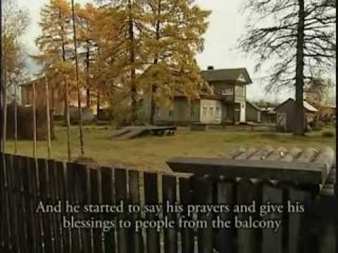 The life os Saint JOHN OF KRONSTADT part 2 out of 4
