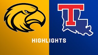 USM vs. LT | Conference USA Football Highlights