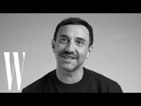Givenchy Designer and Reformed Goth Kid Riccardo Tisci Has Always Had Strong Opinions
