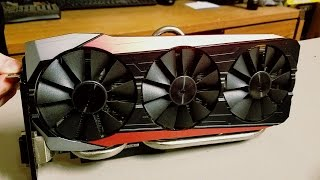How To Clean A Open Air Graphics Card!