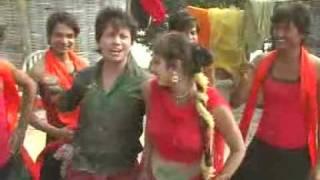 Bhojpuri Holi sexy song  Bhoji Ke Dhori Gahir Enar