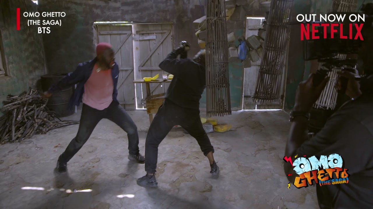 Download Fight Sequence in OMO GHETTO (The Saga) - Watch Full Movie on Netflix Now
