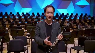 Minnesota Orchestra: Clarinet Demonstration