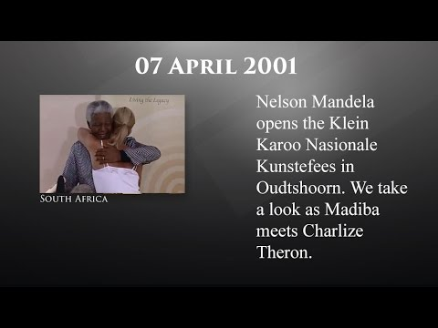 The Mandela Diaries: 07 April 2001