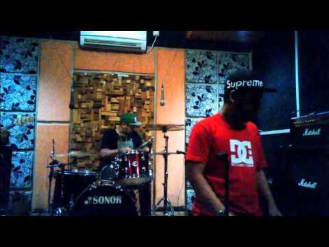 The Baks Berry - Luluh Lantah (studio Rehearsal)