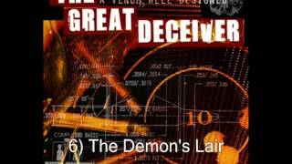 THE GREAT DECEIVER - A Venom Well Designed [full album]