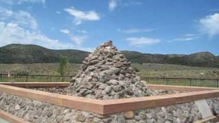 Mountain Meadows Burial site -  Brigham Young and MMM
