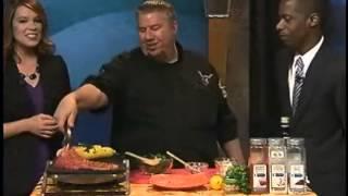 Good Life, Good Food: Chef Bud And Flank Steak With Jalapeno Pesto