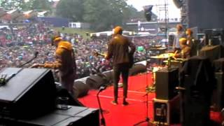 Stompin' Souls - Into The Firing Line (supporting Beatsteaks in Dresden Elbufer July 2011)