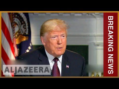 🇺🇸 Trump: No reason to hear tape of 'vicious' murder | Al Jazeera English