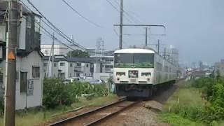 2017/08/30 伊豆箱根鉄道駿豆線 踊り子号