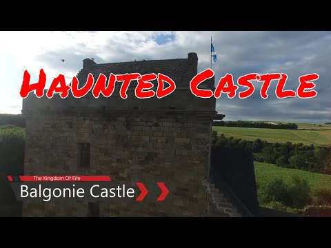 The Haunted Balgonie Castle | Green Jeanie & Other Energies.