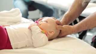 Osteopathie für Babies - Baby Osteopathie
