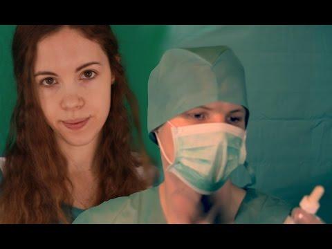 Tingle Doctors - ASMR - Ears, Sleep & Testing - With Atmosphere ASMR