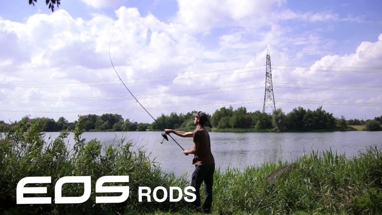 60f64763ae FOX EOS 12ft' 3LB 2r Bojlis bot-360cm - Debrecen Horgászbolt Horgász áruház