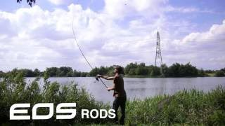 ***CARP FISHING TV*** EOS Carp Rods