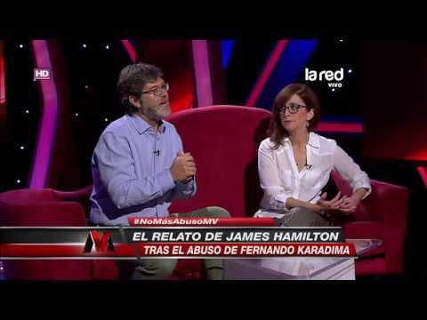 James Hamilton relató cómo se recuperó tras el abuso de Fernando Karadima