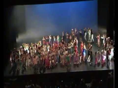 Gala de Danse 2011 de SL Danse Moderne au palais des arts de Vannes