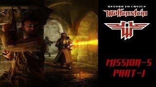 Return to Castle Wolfenstein - Mission 5, Part 1 (Ice Station Norway) (All Secrets)
