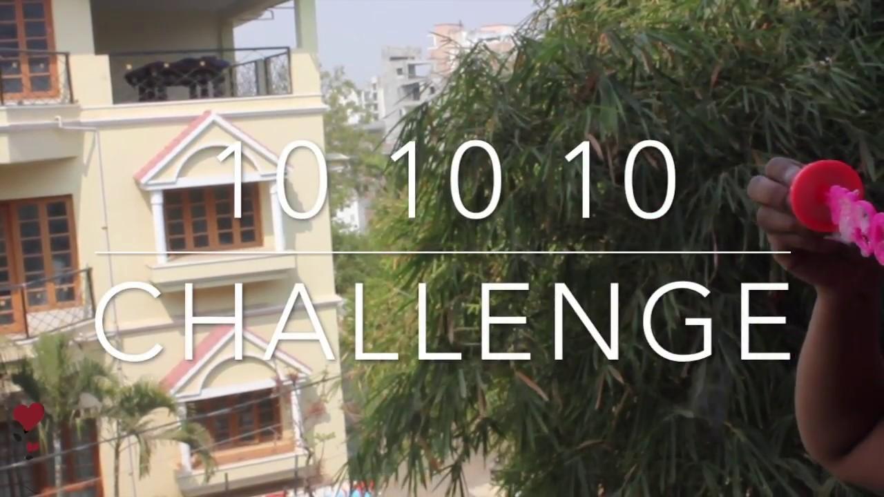 10 10 10 Challenge