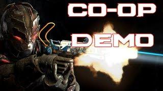 Dead Space 3 Demo - Co-Op
