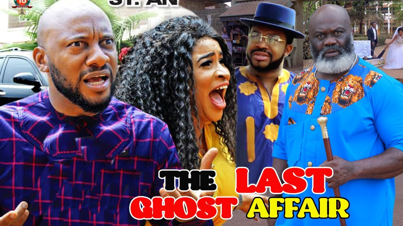 Download THE LAST GHOST AFFAIRS SEASON 3&4 (NEW MOVIE) - YUL EDOCHIE 2021 LATEST NIGERIAN NOLLYWOOD MOVIE