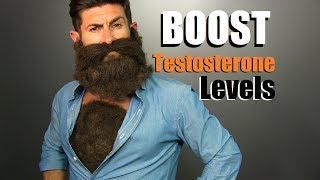 7 Ways To BOOST Your Testosterone Levels NATURALLY! (Build Muscle, Increase Energy & Feel Amazing)