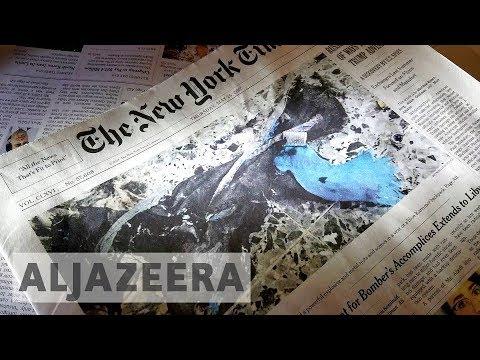US intelligence community under scrutiny after media leaks