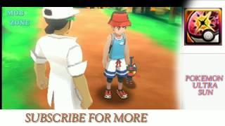 How to update pokemon ultra sun v1 2 on citra videos / InfiniTube