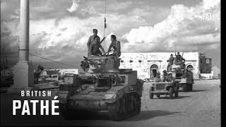 British Tanks Benghazi Aka Benghazi Taken (1942)