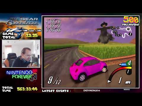 N64Ever / #118 - Top Gear Overdrive - Part 1