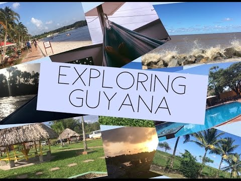 Exploring Guyana - Travel Diary #1 || Georgetown
