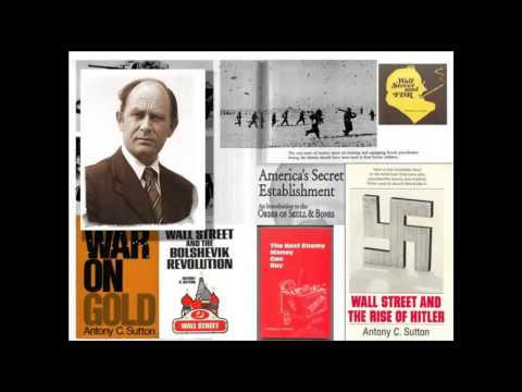 """""""Bankers love Socialism"""" - Antony C Sutton lecture from 1976"""