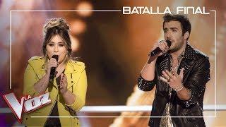 María Espinosa y Álvaro de Luna cantan 'La habitación' | Batalla final | La Voz Antena 3 2019 thumbnail