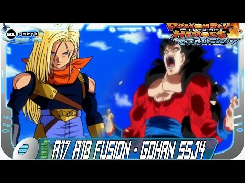 Dragonball Raging Blast 2 Mod: Android #18 & Videl Fusion   Chaospunishment from YouTube · Duration:  24 seconds